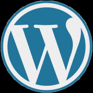 لوگو وردپرس فارسی - Logo WordPress