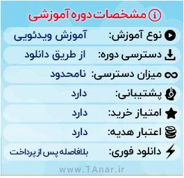 مشخصات دوره آموزشی انار