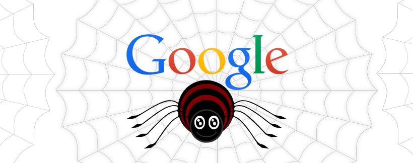 عنکبوت ها و خزنده های گوگل - سئو چیست