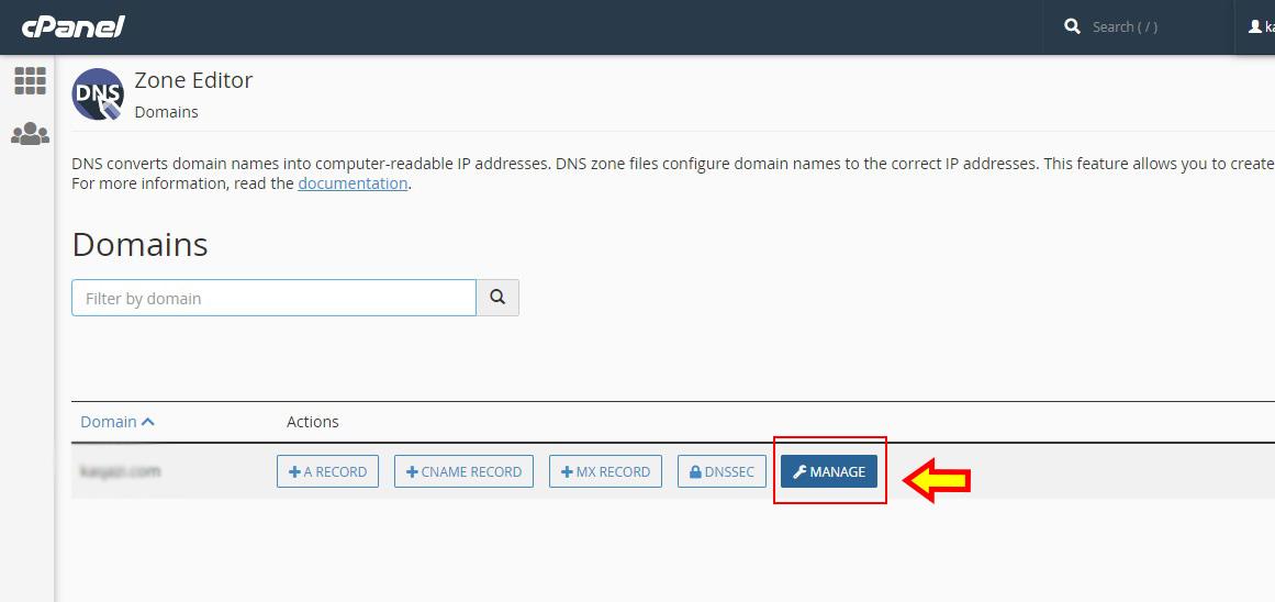 آموزش تنظیم DNS record برای سرچ کنسول